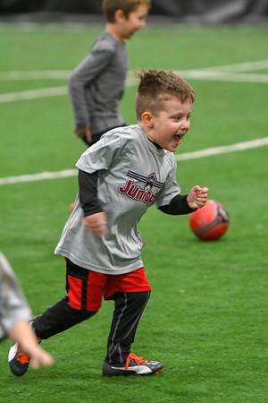 Soccer Practice (December 10)