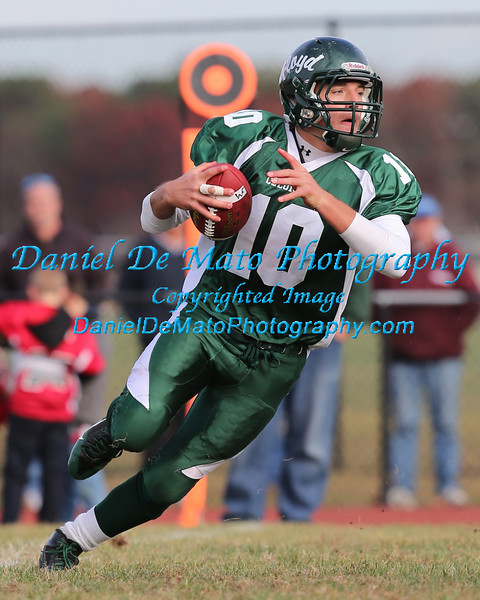 William Floyd vs Patchogue-Medford Playoff game 11-9-13