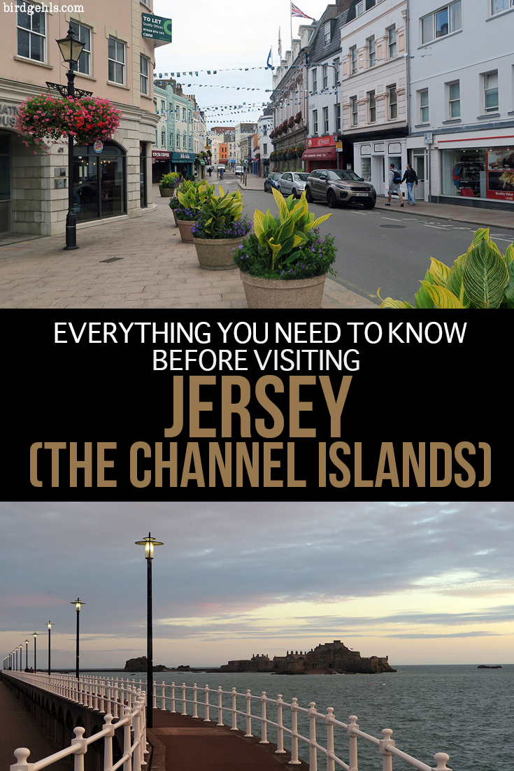 Heading to #Jersey in the Channels Islands (#UK) and looking for some inspiration? Here are a few things you can do (like visit the picture perfect town of Gorey, go to Durrell Wildlife Park and check out the lavender farm) as well as where to eat, stay... and what to read in preparation for your trip! /Jersey / Channels Islands / United Kingdom / Great Britain / Travel Tips / Weekend Trips / Itineraries / Jersey Itinerary /