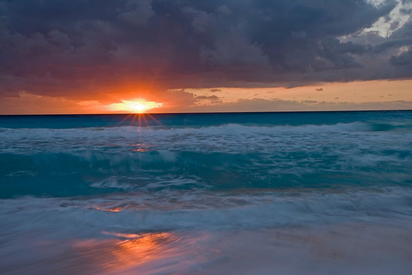 Cancun sunrises and More