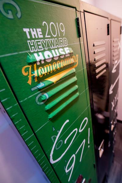 Heyward House Homecoming 2019