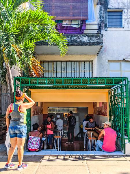 Paladar in Cuba at 4 and 21 havana.jpg