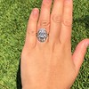 1.75ctw Edwardian Toi et Moi Old European Cut Diamond Ring  61