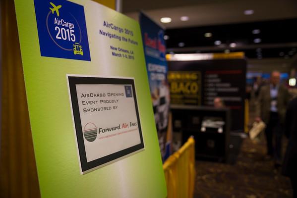 Air Cargo 2015 Day 2