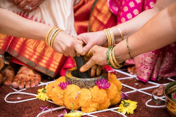 Shweta Teja Pre-Wedding Pooja