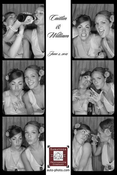 Caitlin & William