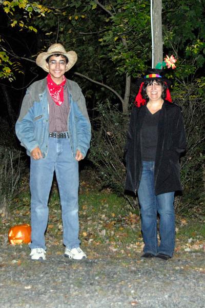 PWC Halloween Night Hike