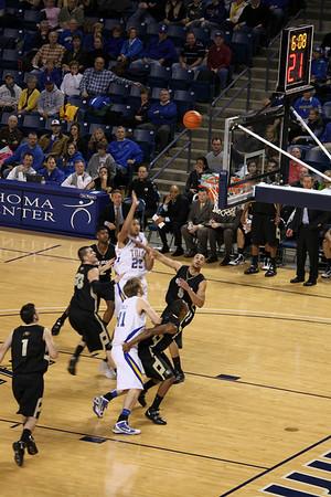 Tulsa Colorado Mens Basketball
