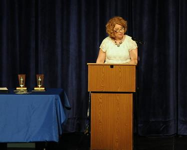 Sr. Award Night
