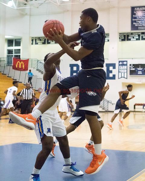 Boys: Maynard Jackson vs Monroe High