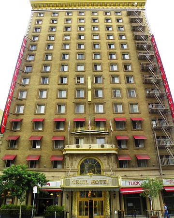 L.A., Cecil Hotel