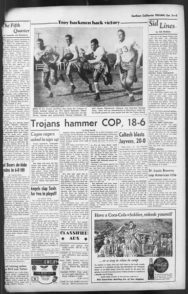 The Trojan, Vol. 35, No. 171, October 02, 1944
