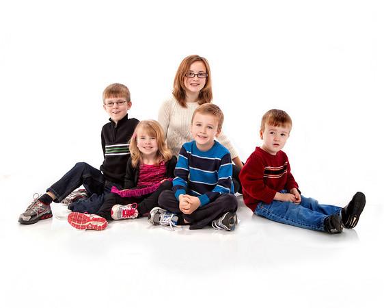 Sparks Family Portraits Dec 2012