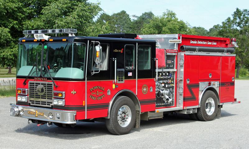 Engine 1 2008 HME / Ferrara 1500/1000 / CAF