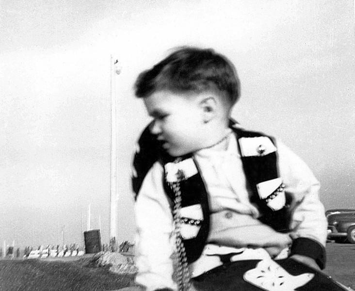 Fisherman's Wharf 1953