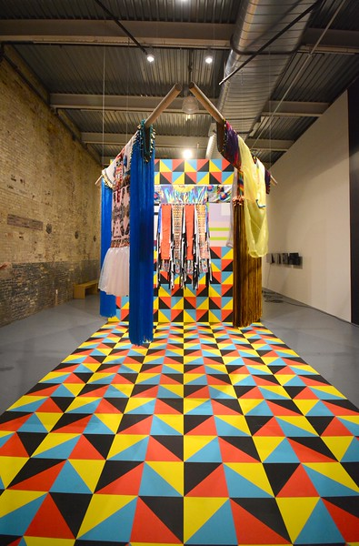 """""""Suffering from Realness"""" at Mass MoCA - 040319"""