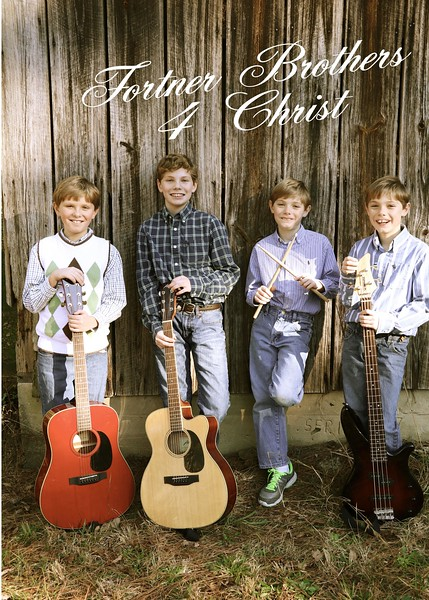 Fortner Brothers 4 Christ. Music video and photography.