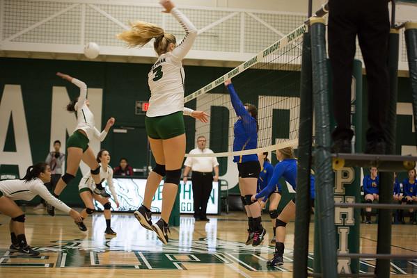 Varsity Volleyball vs. Knappa