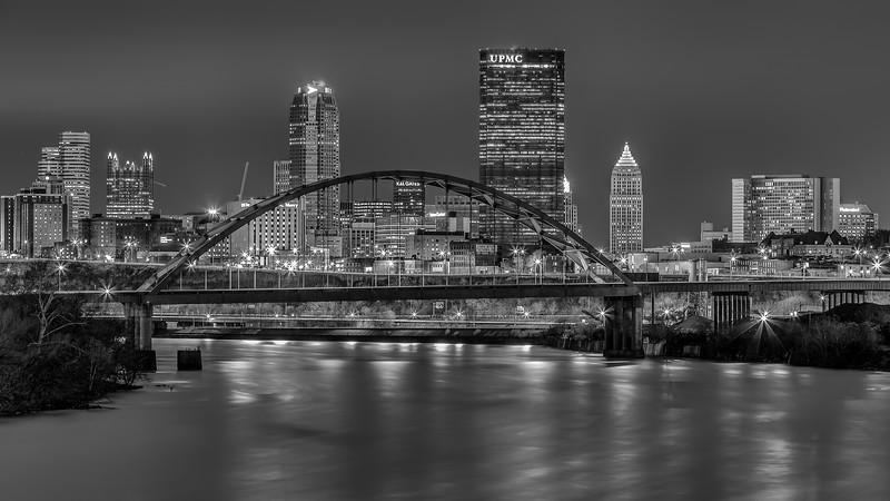 Birmingham Bridge and City