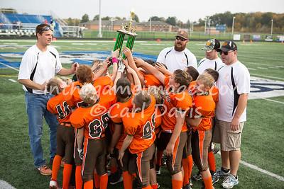 Buckeye Youth Football Championship Games 2016
