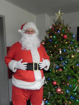 Santa Float 2013