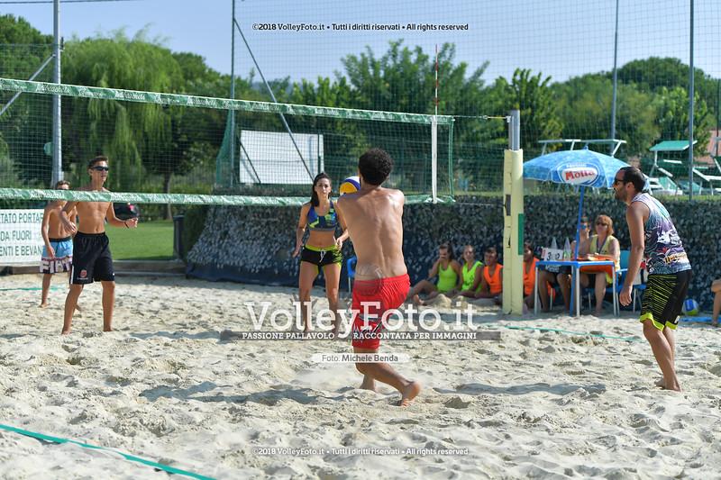 presso Zocco Beach PERUGIA , 25 agosto 2018 - Foto di Michele Benda per VolleyFoto [Riferimento file: 2018-08-25/ND5_8417]