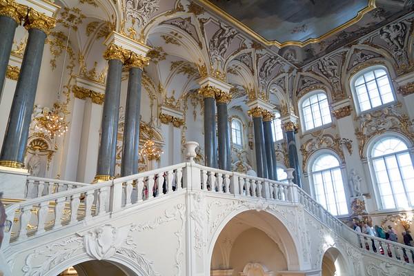 St Petersburg - Days 4 - 5