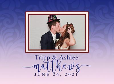 Tripp & Ashlee Matthews 2021