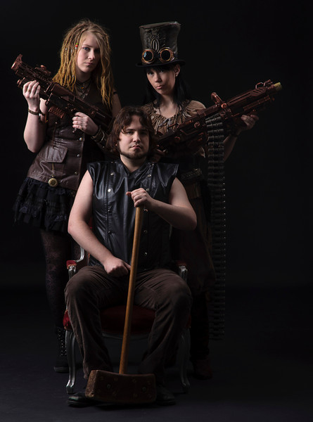 steampunk shoot  Photographer's Name: Johan Stoopendaal Photographers City and Country: Nieuwegein, NL  To vote in favor for this photo, simply add a comment below. You can also share this photo on Facebook and Twitter using the buttons above.