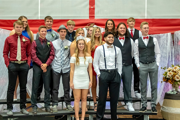 2018 NGHS Homecoming