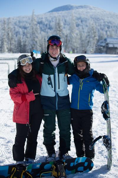 Bend Ski Trip