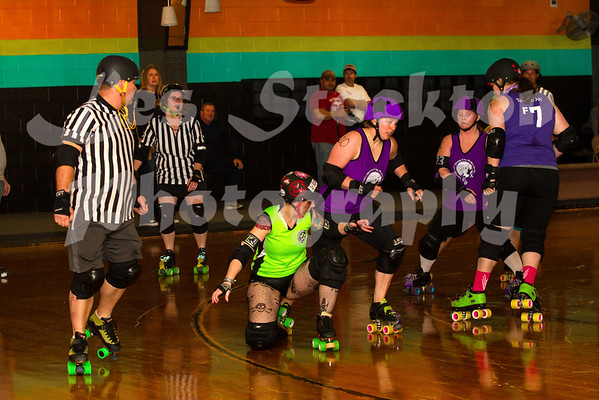 2016.03.20 - Tulsa Derby League v Queen City Rollers