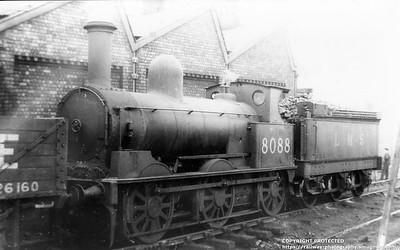 Webb LNWR 17 inch 'Coal Engine' class 0-6-0