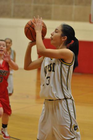 South Albany vs. West Albany Frosh/JV/Varsity Girls Basketball