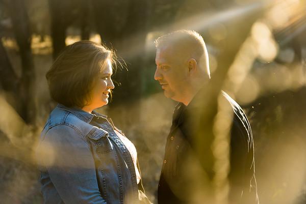 Erika and Greg Engagement Photography