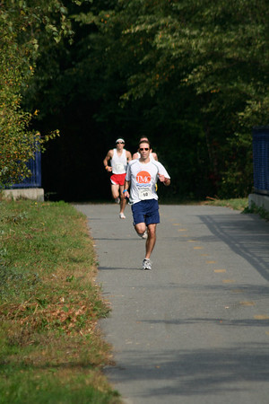 2010 Greenway Challenge Runners leg 1 - DU
