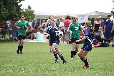 U14 Girls Rutland County SC vs Addison United