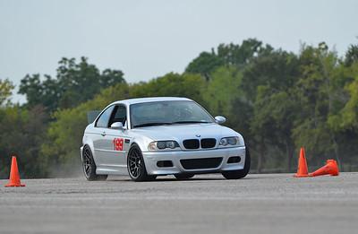 BMW CCA Autocross - September 27, 2014