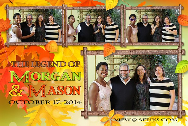 Morgan and Mason's Wedding