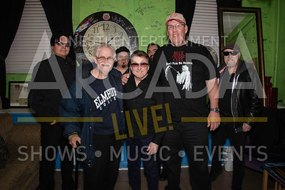 Blue Oyster Cult Meet and Greet 2018