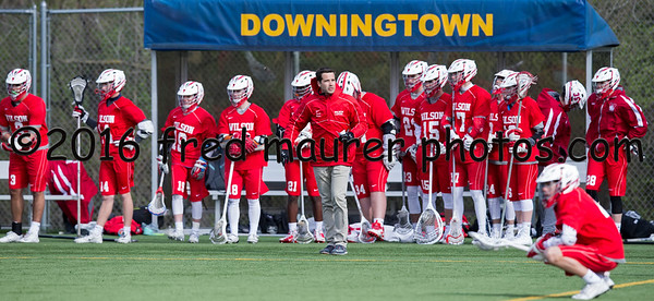 4/8/2016 Wilson Boys vs Downingtown West