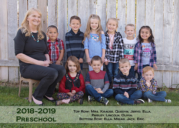 Growing Together Cooperative Preschool