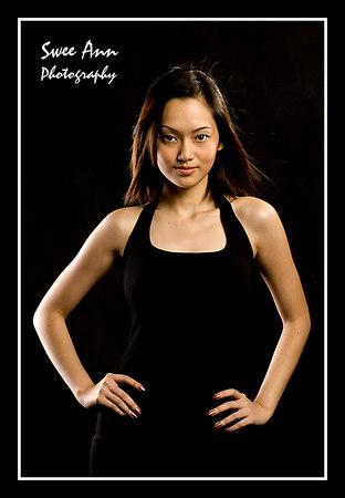 20060326 - Christty Chiang, Studio