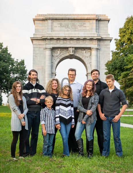 Yablonski Family Portraits