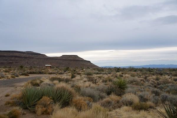 Mojave - Barber Peak Loop Trail - 12/6/14