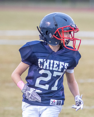 2020-10-15 Magnolia Peewee Football vs LEE
