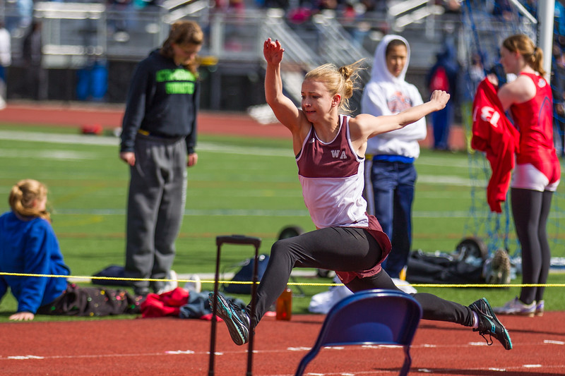 2012 Outdoor D1 State Relays