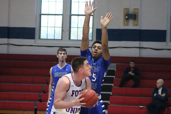 PG Basketball vs. Eastern Mennonite - Jan 10