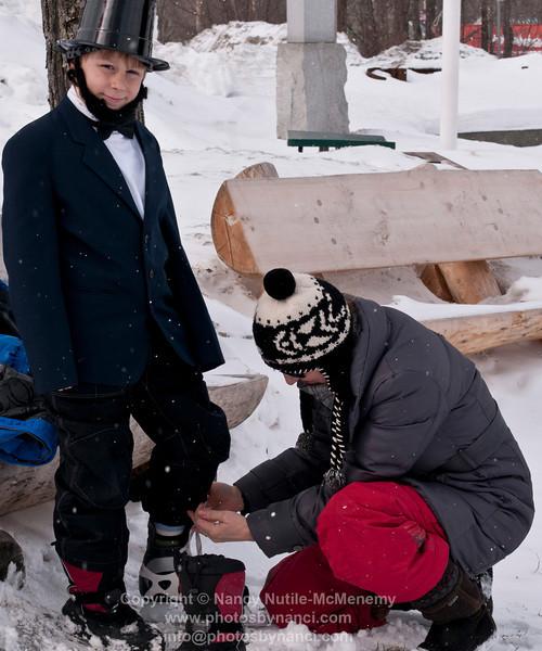 Barnard Ice Skate