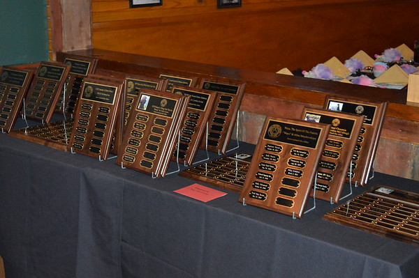 2018 Awards Banquet